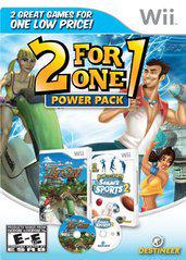 2 for 1 Power Pack Kawasaki Jet Ski & Summer Sports 2 - Wii