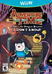 Adventure Time: Explore the Dungeon Because I Don't Know - Wii U