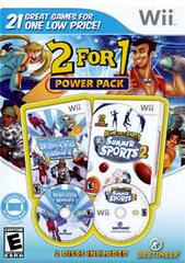2 for 1 Power Pack Winter Blast & Summer Sports 2 - Wii