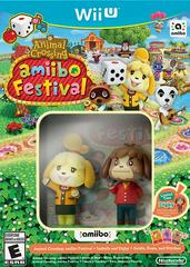 Animal Crossing Amiibo Festival [amiibo Bundle] - Wii U