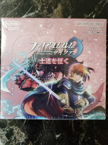 Fire Emblem Cipher 0 - B07 - Sealed Booster Box - 24 Packs