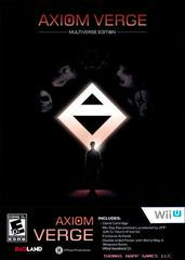 Axiom Verge Multiverse Edition - Wii U