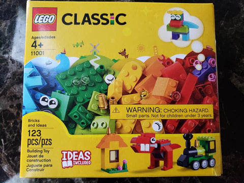 Classic - Classic Bricks and Ideas - 11001 - Lego