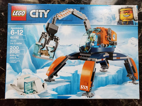 City - Arctic Ice Crawler - 60192 - Lego