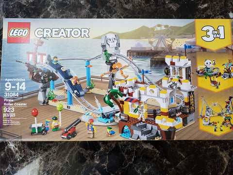 Creator - 3 in 1 - Pirate Roller Coaster - 31084 - Lego