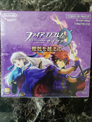 Fire Emblem Cipher 0 - B05 - Sealed Booster Box - 24 Packs
