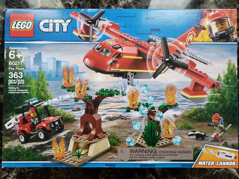 City - Fire Plane - 60217 - Lego