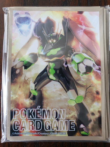 Zygarde in Formation - Japanese - Set of 60 Sleeves
