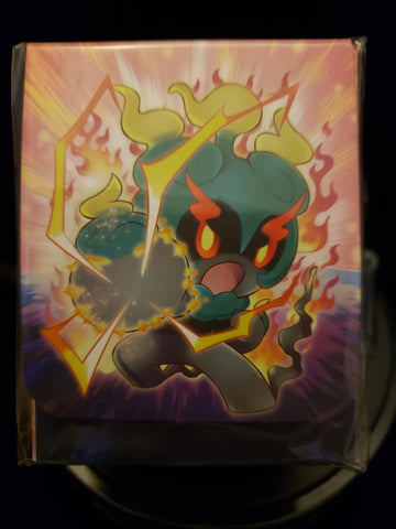 Marshadow on the Attack - Japanese - Deck Box