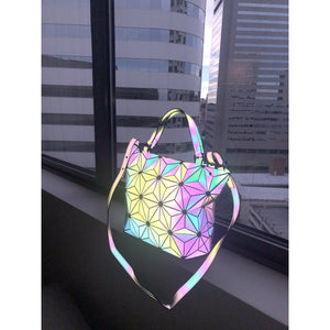 Viceroy Glowing Tote Purse - ToteGameTight