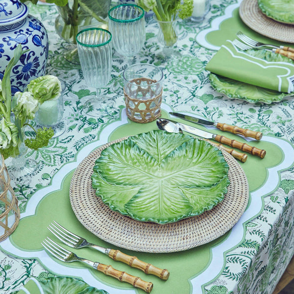 Cabbage Dinner Plate