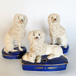 Poodle Family (set of 3)