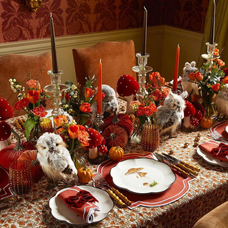 The Pumpkin Harvest Tablescape