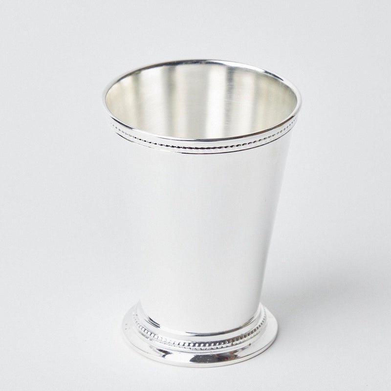 Silver Mint Julep Cups (Pair)