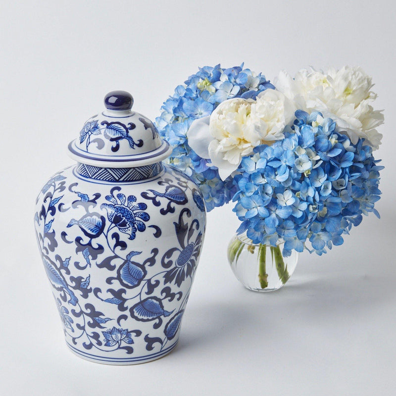 Chinoiserie Ginger Jar (Medium)