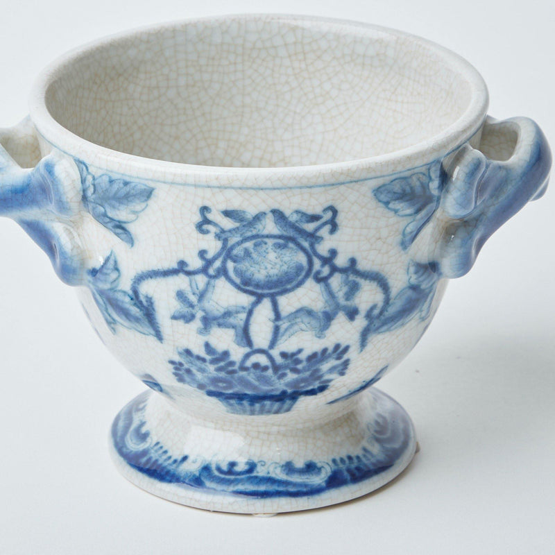 Chinoiserie Blue & White Bowl