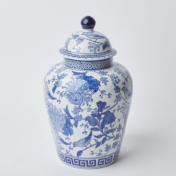 Chinoiserie Ginger Jar (Large)
