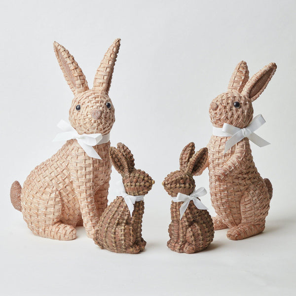 Rattan Rabbit Family
