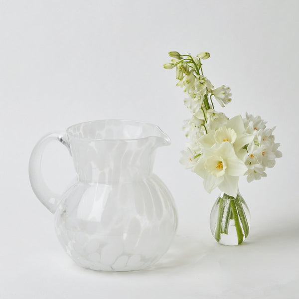 Dappled Water Jug