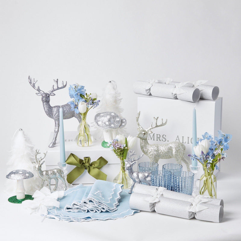 The Enchanted Forest Tablescape (Blue)
