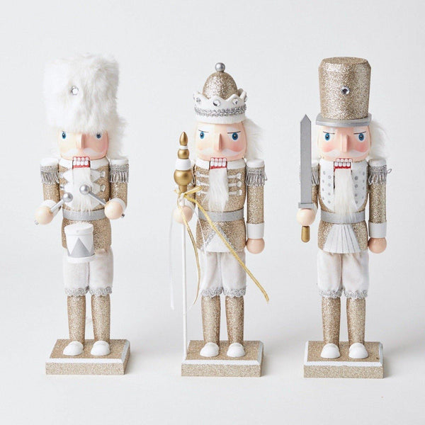 Gold Nutcracker Trio (Large)
