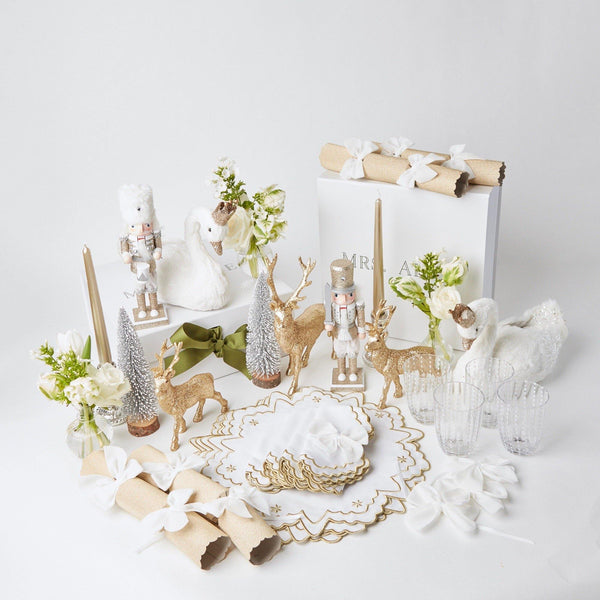 The Swan Lake Tablescape