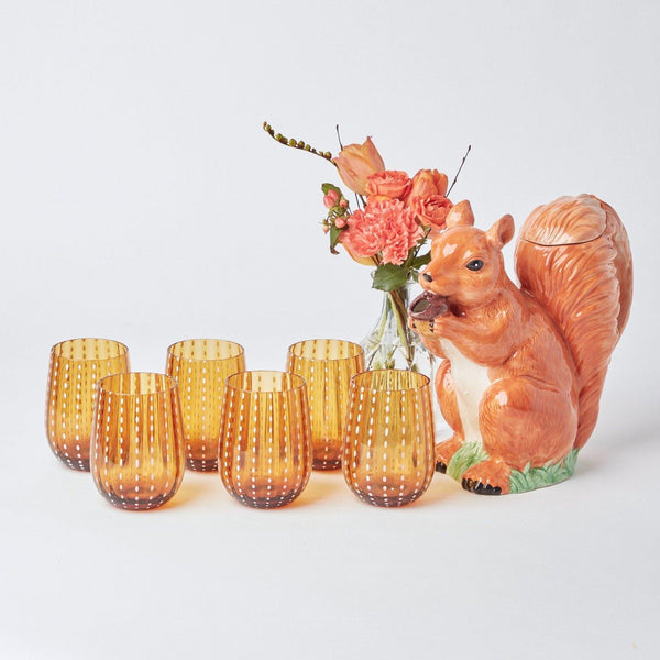 China Squirrel Jug