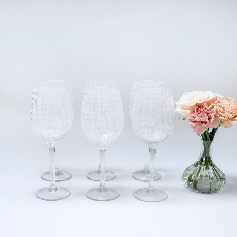 Como Wine Glass (Set of 6)