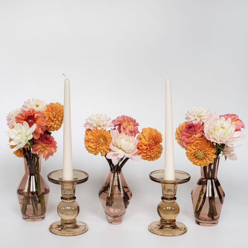 Poppy Bud Vase (Set of 3)