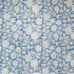 Blue Hydrangea Tablecloth