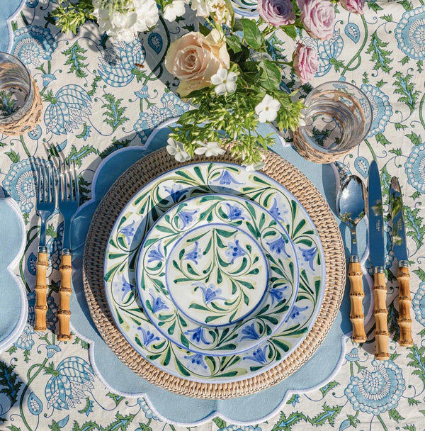 Bluebell Garden Tablecloth