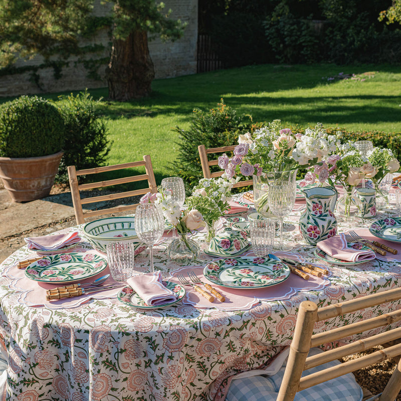 Rose Garden Tablecloth