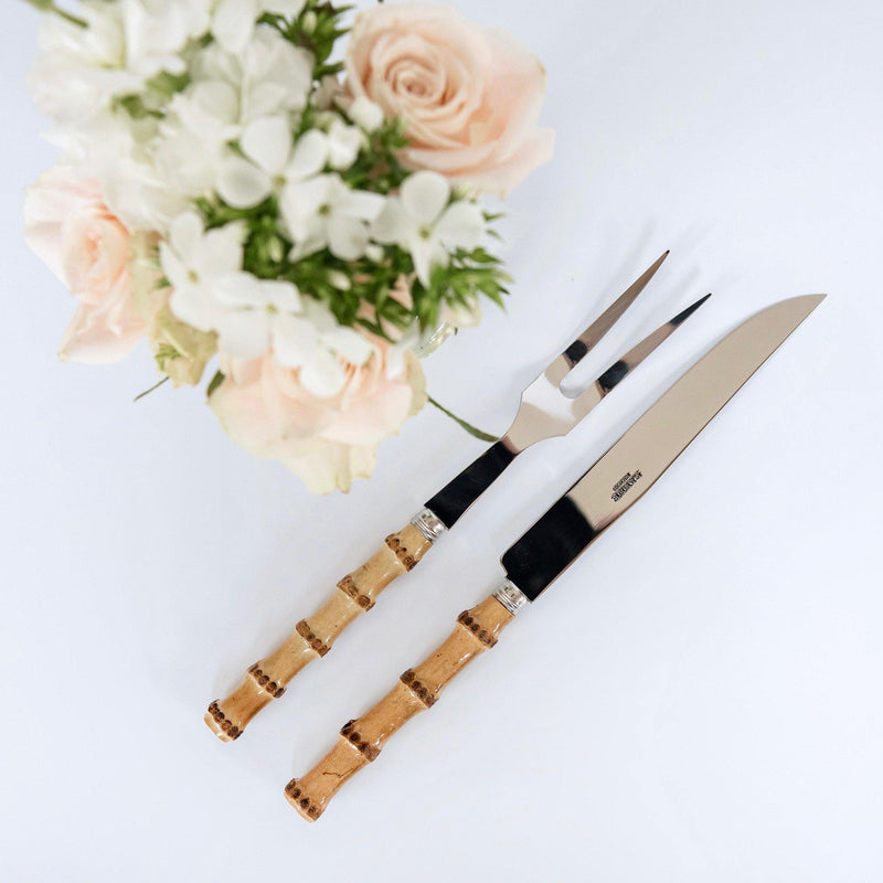 Bamboo Carving Set