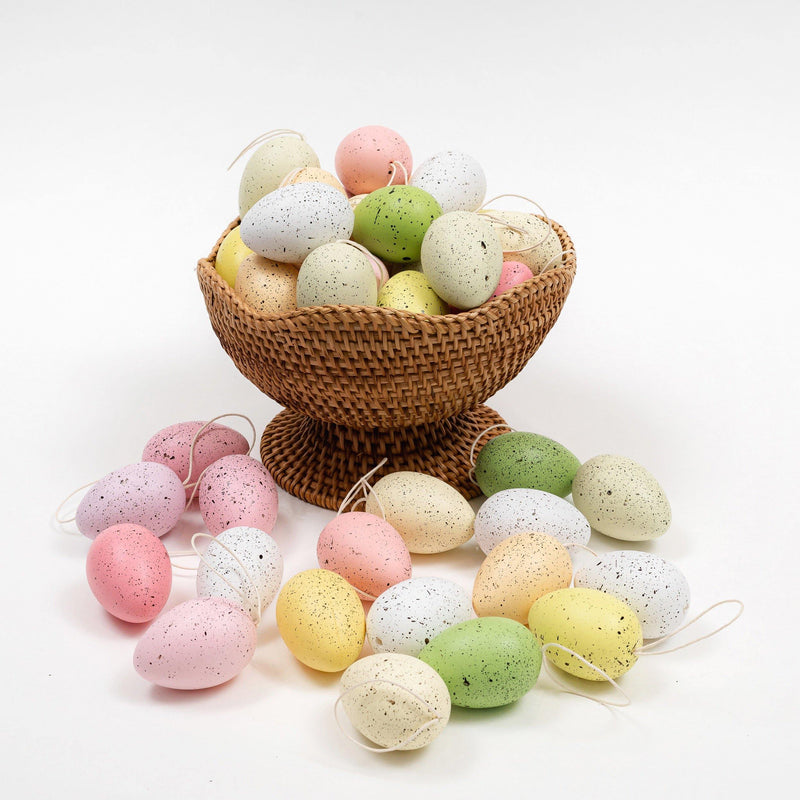 Pastel Speckled Eggs