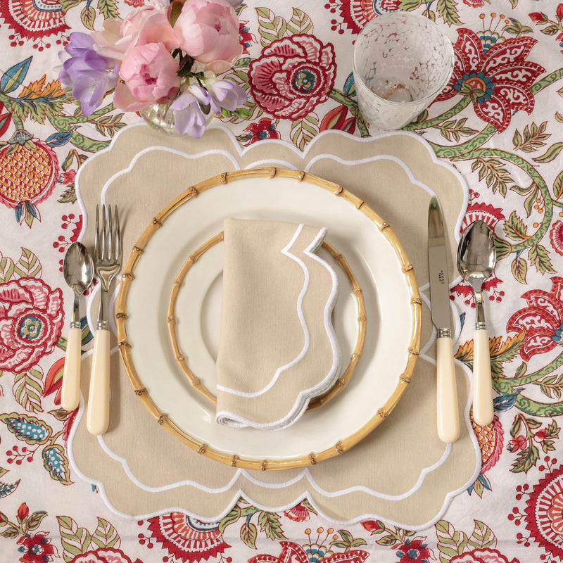 The Nancy Tablescape