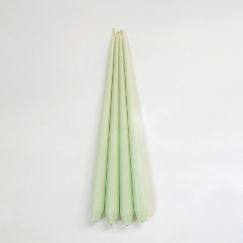 Ester & Erik Peppermint Green Candles (Set of 4)