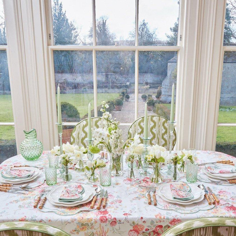 Sibyl Chintz Tablecloth