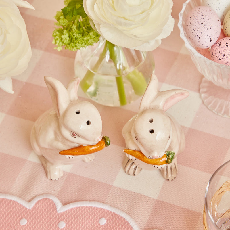 Rabbit Salt & Pepper Shakers