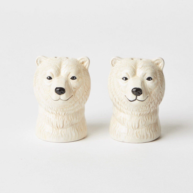 Polar Bear Salt & Pepper Shakers