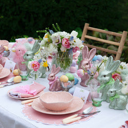 The Petal Pink Easter Tablescape