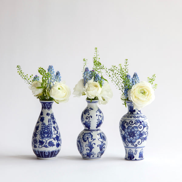 Serena Bud Vase Set (Set of 3)