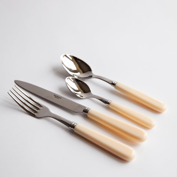 Ivory Cutlery Set