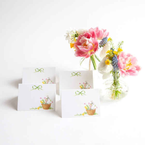 Watercolour Easter Placecards (Set of 4)