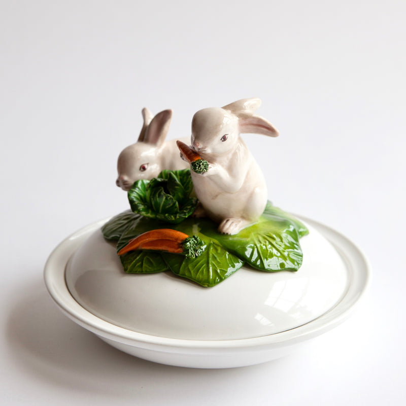 Easter Rabbit Terrine