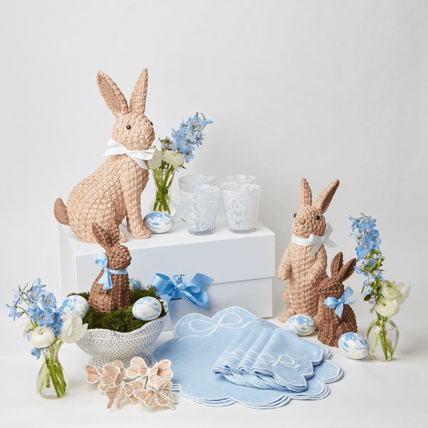 The Rabbit & Ribbons Tablescape (4 Person)