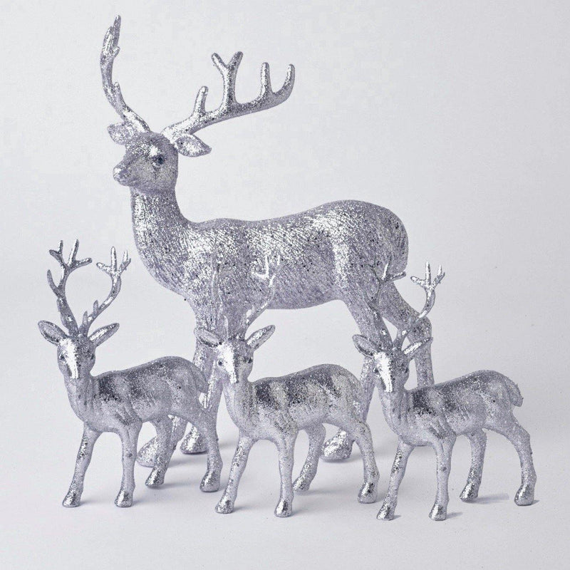 Frosted Forest Decoration Set