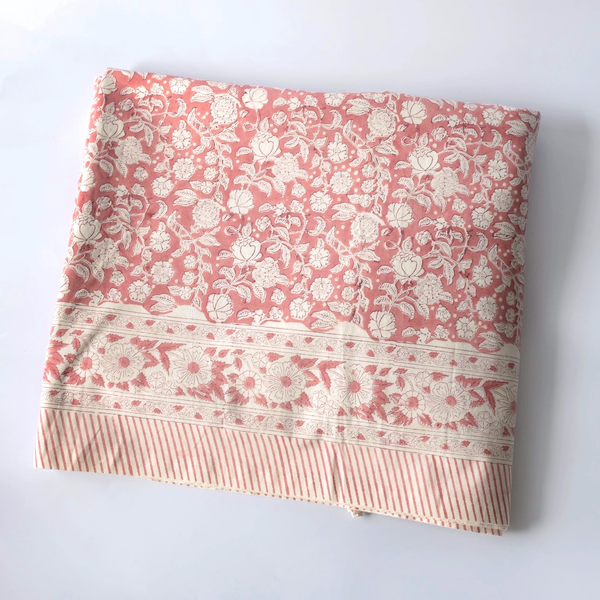 Pink Hydrangea Tablecloth