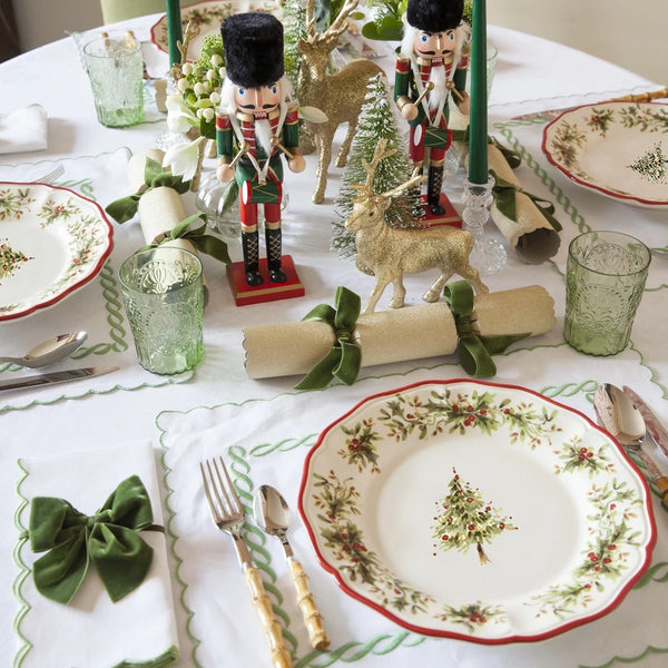 The Jolly Nutcracker Tablescape