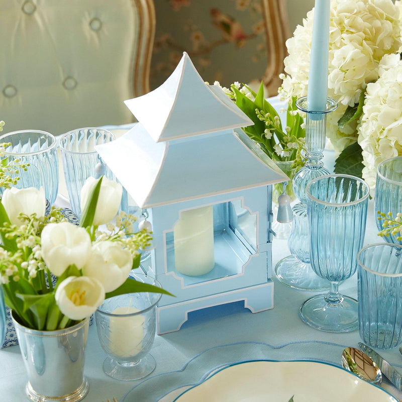 Powder Blue Lantern