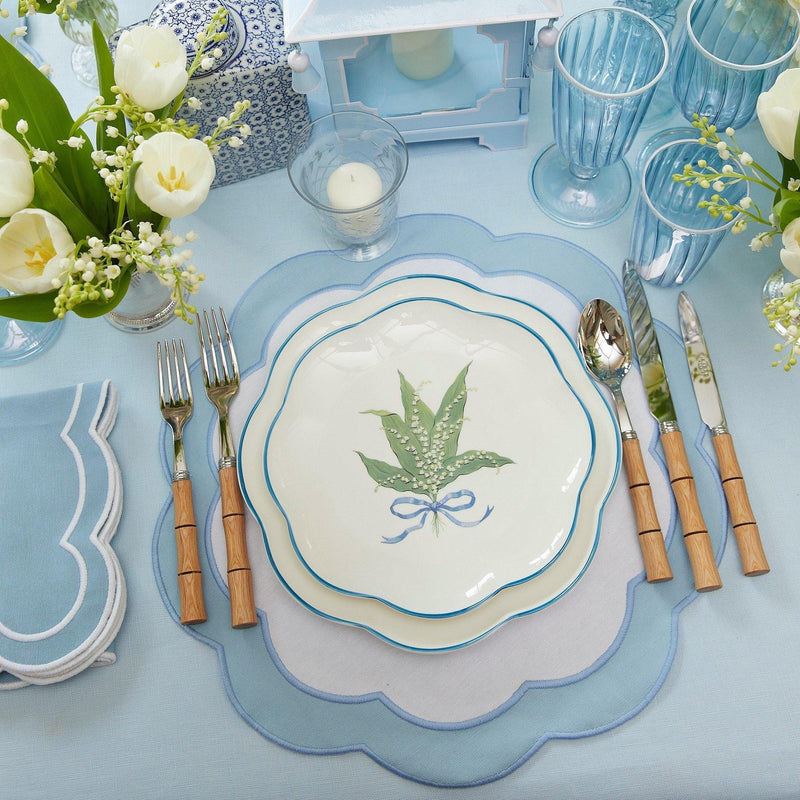 Lily of the Valley Starter Plate